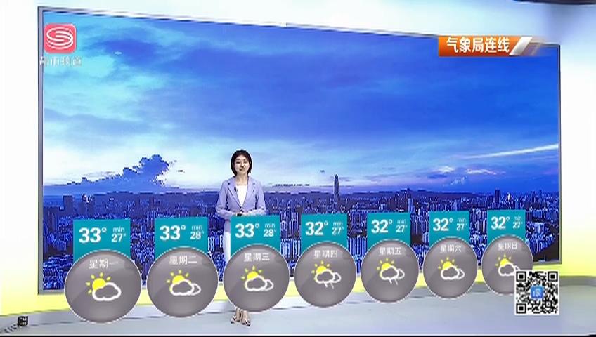 天气预报 2020-07-05
