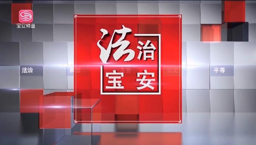 法治宝安 迎新春 倡法治(上) 2021-02-13
