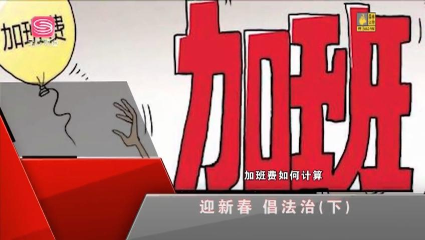 法治宝安 迎新春 倡法治(下) 2021-02-20