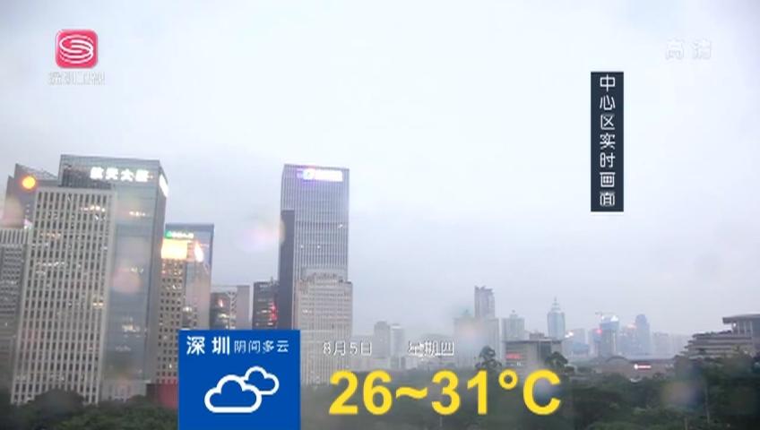天气预报 2021-08-04